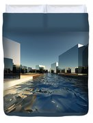 Q-city Two Duvet Cover