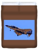 Qf-4 Phantom II 3 Duvet Cover