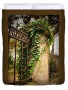 Qingdao Castle Garden Duvet Cover
