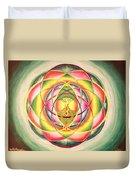 Quantic Arborescence Duvet Cover