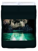 Quarry Waters Duvet Cover