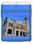 Quebec City 50 Duvet Cover