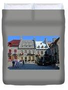 Quebec City 54 Duvet Cover