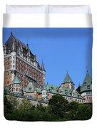 Quebec City 59 Duvet Cover