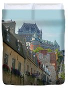 Quebec City 62 Duvet Cover