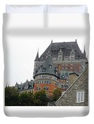 Quebec City 66 Duvet Cover
