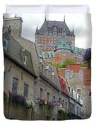 Quebec City 67 Duvet Cover