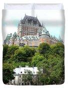Quebec City 68 Duvet Cover