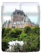 Quebec City 69 Duvet Cover