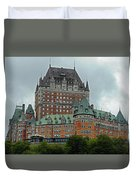 Quebec City 70 Duvet Cover