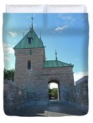 Quebec City 73 Duvet Cover