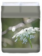 Queen Anne In The Morning 2 Duvet Cover