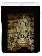 Queen Of The Missions Duvet Cover