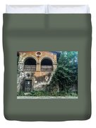Queen Via Appia Duvet Cover