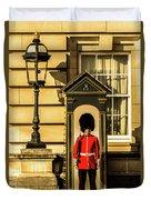 Queens Guards. Duvet Cover