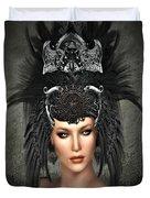 Queens Headress Duvet Cover