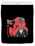 Queens Of The Stone Age Duvet Cover