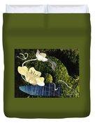 Quiet Garden Duvet Cover