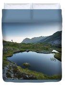Quiet Lofoten Duvet Cover
