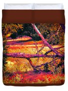 Quiet Meadow Duvet Cover