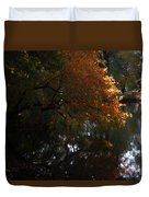 Quiet On The Lake Duvet Cover