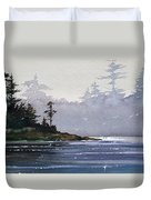 Quiet Shore Duvet Cover