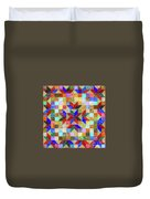 Quilt Pattern No. 1 Duvet Cover