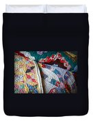 Quilted Comfort Duvet Cover