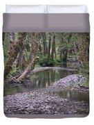 Quinault Rain Forest 3147 Duvet Cover