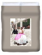 Quinze Anos In San Miguel Duvet Cover