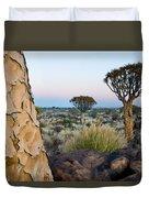 Quiver Tree Aloe Dichotoma, Quiver Tree Duvet Cover