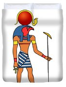 Ra - God Of The Sun Duvet Cover