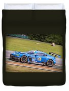 Race Vantage Duvet Cover
