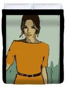 Rachelle Duvet Cover