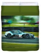 Racing Car Duvet Cover