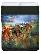 Racing Energy II Duvet Cover