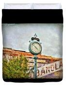 Radford Virginia - Time For A Visit Duvet Cover