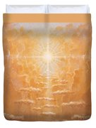 Radiance  Duvet Cover by Simon Cook