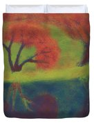 Radioactive Waters Duvet Cover