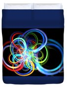 Radius Rainbow Duvet Cover