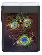 Raffiki Peacock Duvet Cover