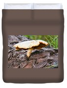 Raggedy Toadstool Duvet Cover