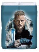 Ragnar Lothbrok Duvet Cover