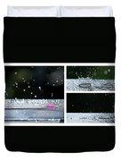 Rain Duvet Cover