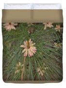 Rain N Flower Duvet Cover