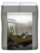 Rain N Fog Duvet Cover