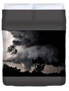 Rain Shaft 01 Duvet Cover