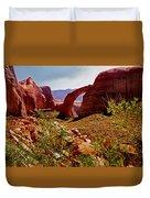 Rainbow Arch Duvet Cover