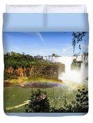Rainbow Bridge Duvet Cover