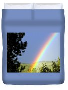 Rainbow Covenant Duvet Cover